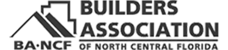 Logo for Builder's Association of North Central Florida