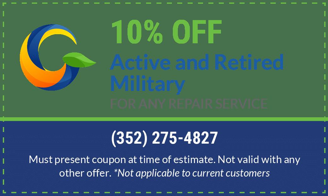 Gator Air & Energy Specials Military