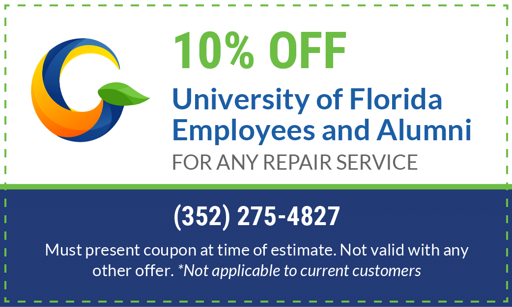 Gator Air & Energy Specials University of Florida Gainesville FL