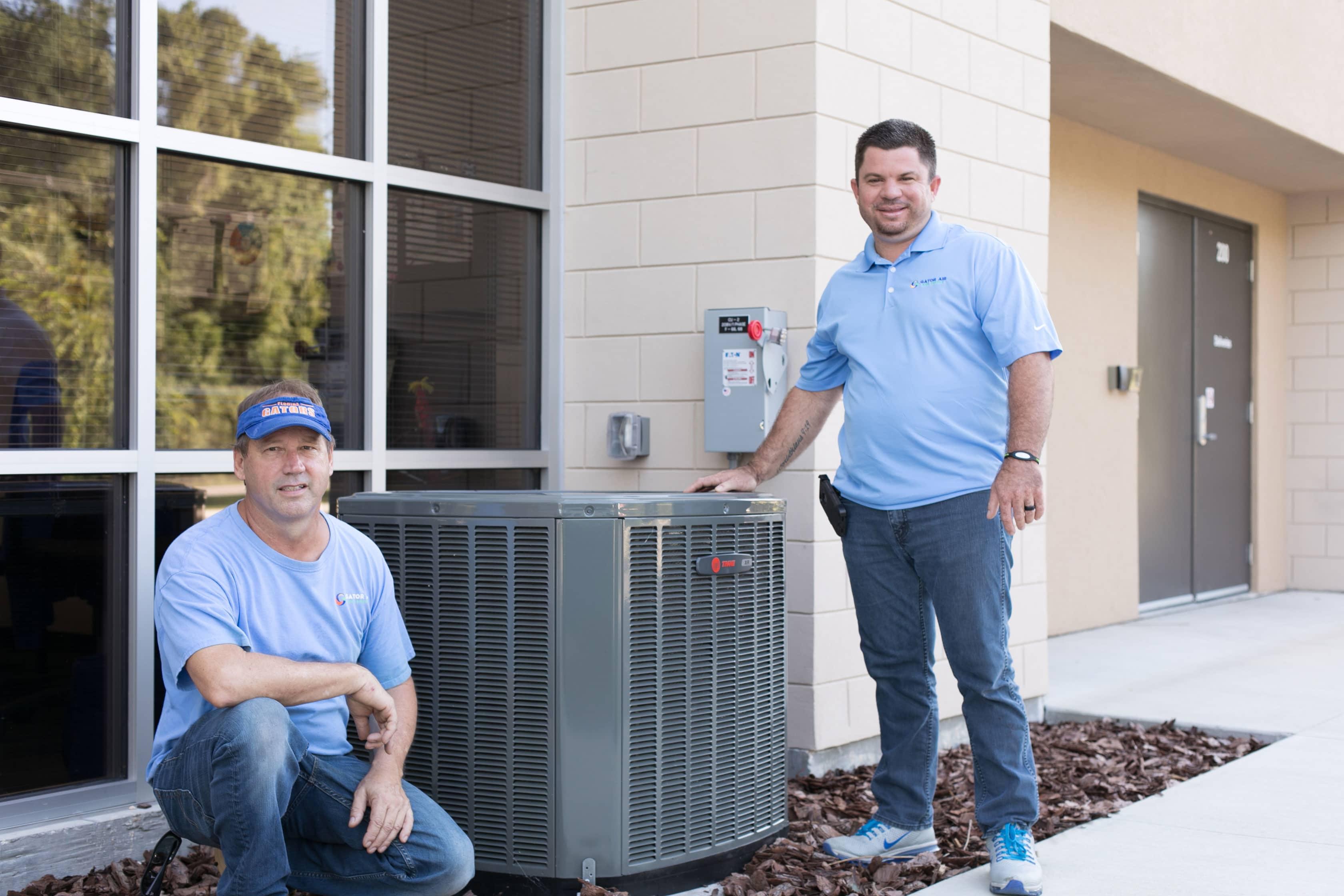 AC Installation Gator Air & Energy Gainesville FL