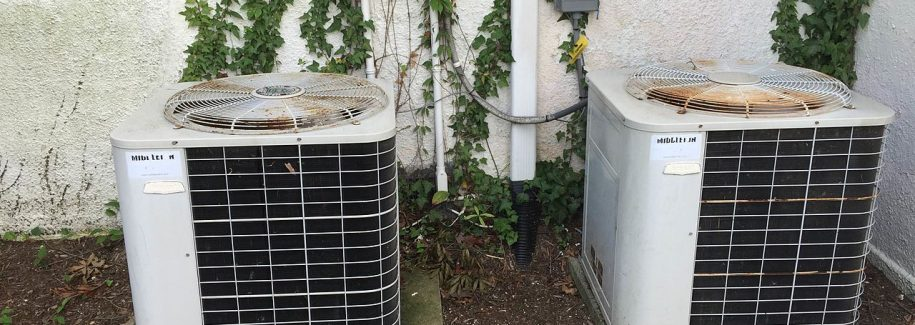 older air conditioner