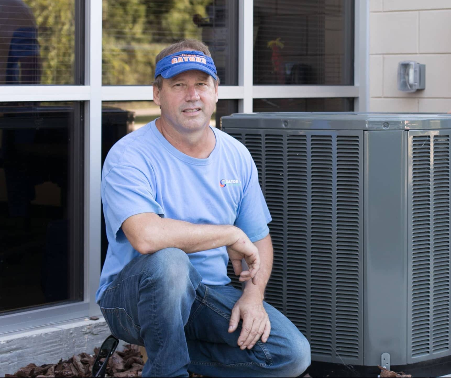 HVAC air conditioning repair maintenance installation Gainesville FL