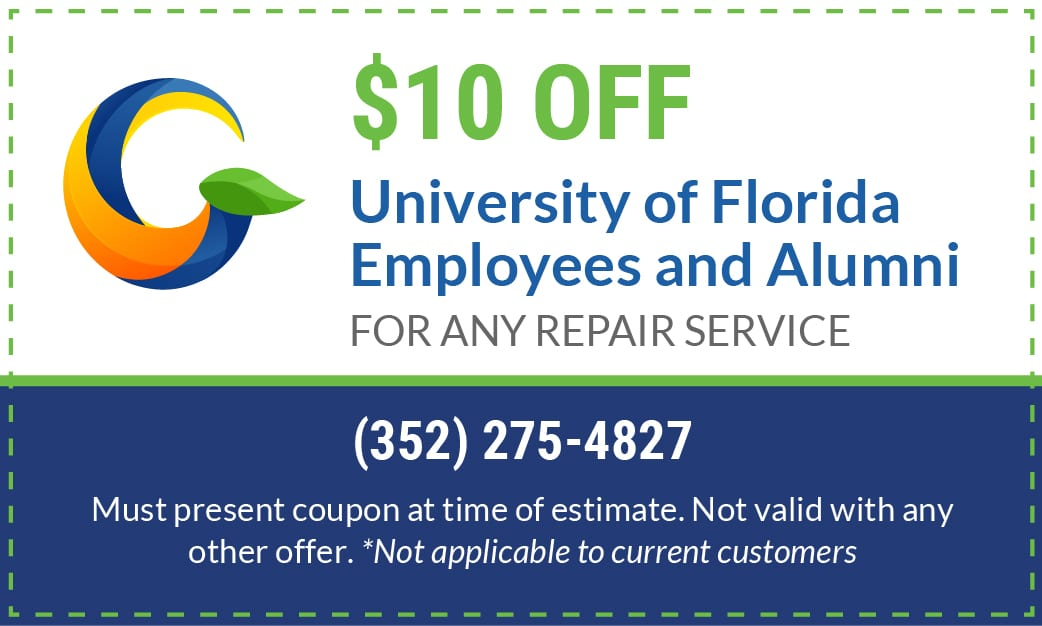 Gator Air & Energy Specials University of Florida Gainesville FL